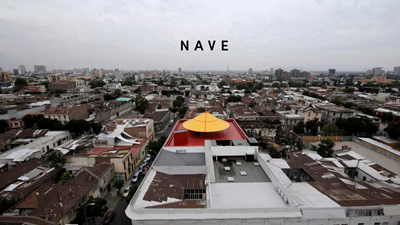 Smiljan Radic'-2015-Nave-Arts Hall in Santiago del Cile, general view with the roof circus - ZOOM
